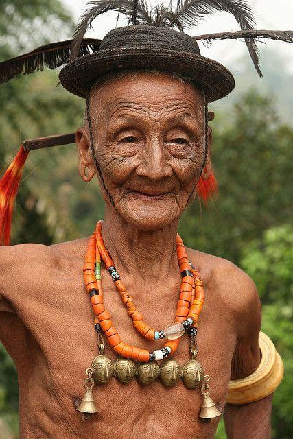 Этнические украшения народа Нага, фото № 1