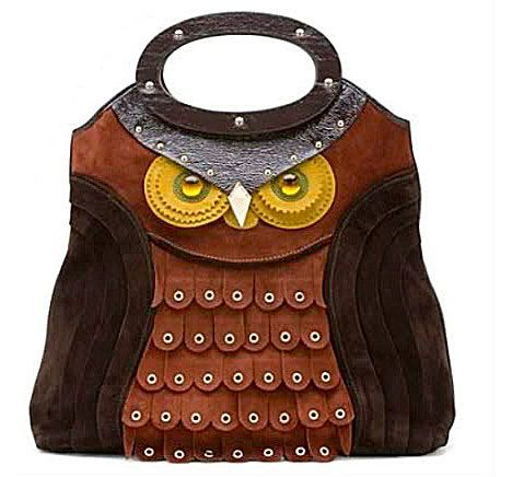 In spite of my earlier misgivings...I seem to be getting caught up in the OWL fashion phase...this is pretty cute