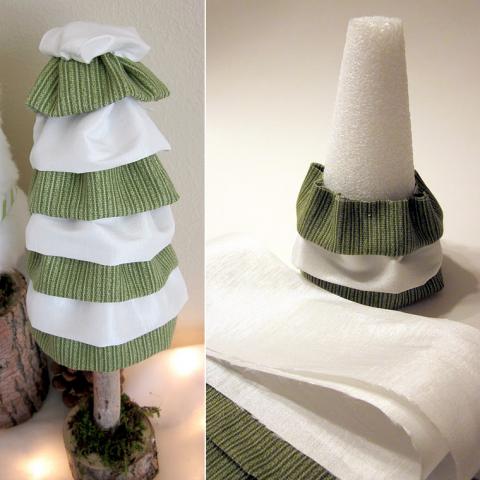 Новогодний декор. Декоративные елки