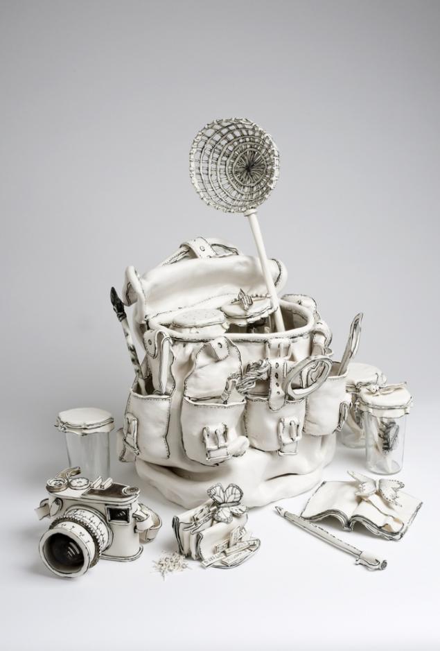 Керамические скульптуры Katharine Morling, фото № 6