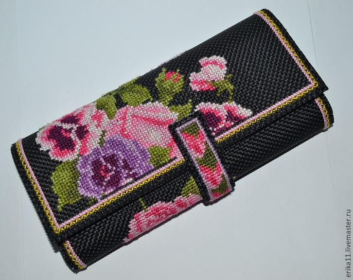 Наборы для вышивки кошелек