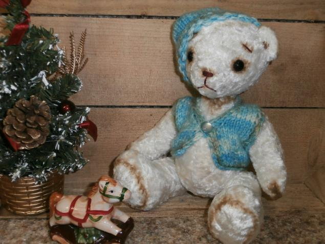 аукцион, распродажа, мишка, новый год, подарок на новый год, тедди мишка, авторский мишка