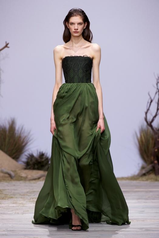 Zuhaitz Haute Couture весна-лето 2014, фото № 13