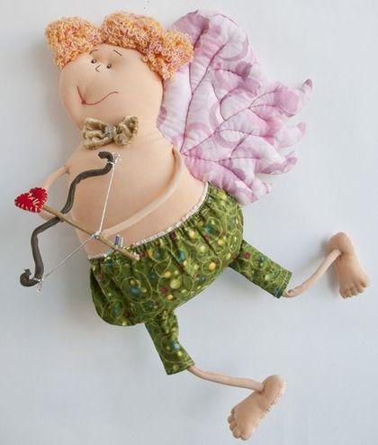куклы в стиле наив