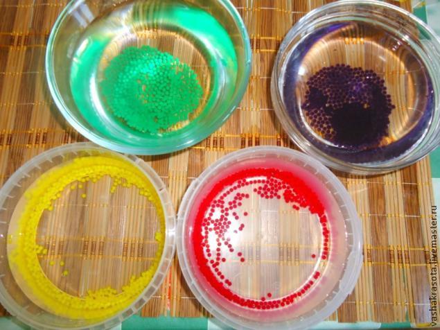 Изготовление освежителя воздуха из геля - Ярмарка Мастеров - ручная работа, handmade
