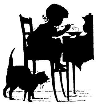 Черно-белая графика знаменитых художников, фото № 17