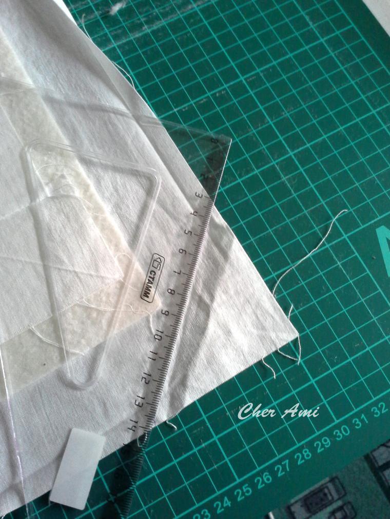 Мастер-класс: шьем несложное лоскутное одеяло, фото № 18