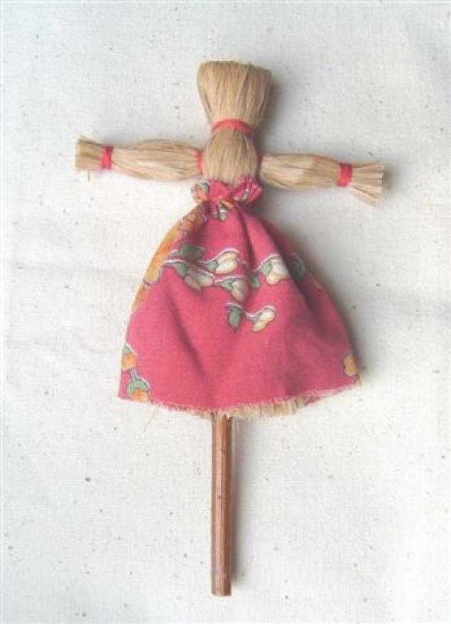 Как сделать куклу своими руками на масленицу