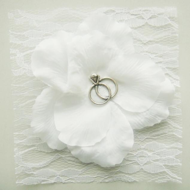 свадьба, заготовка-блокнот, свадебные мелочи, оформление книги, тесьма матерчатая, цветы из лепестков