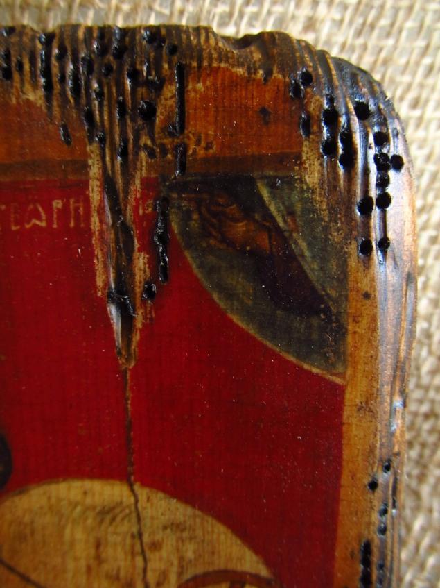 древняя икона, иконы, про иконы