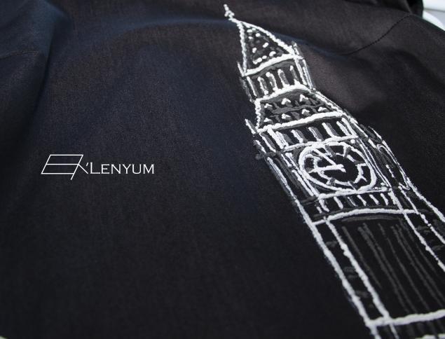 дизайнерская одежда, фактура