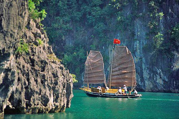 китайская живопись, пейзаж, вьетнам, студия живописи, арт-путешествие