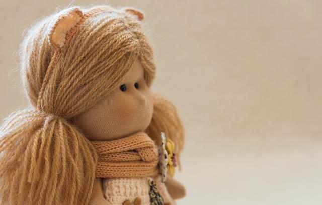 кукла, кукла на заказ, кукла в платье