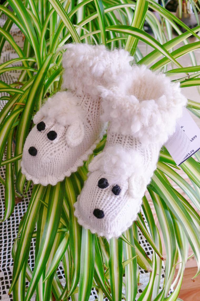 Вязаные пинетки ( детские носочки) для малышей,рождённых в ...