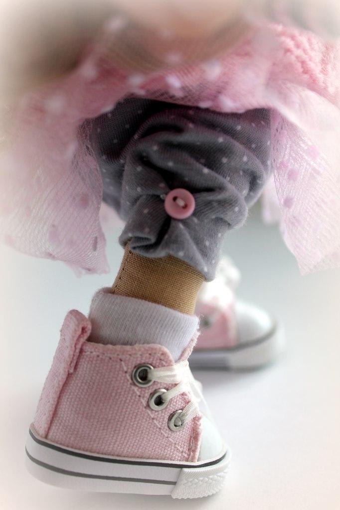 Видео куклы своими руками из ткани