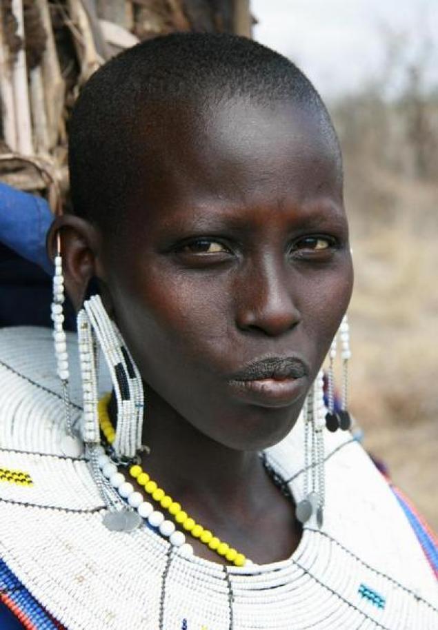 В масайском языке по крайней мере 40 слов, обозначающих различные типы украшений из бисера, и носят их не только...