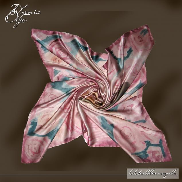 платок женщине
