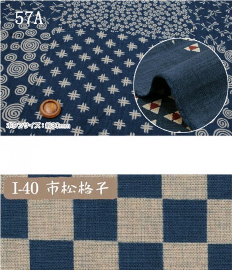 Коллекция тканей Йоко Саито и ее новинки., фото № 13