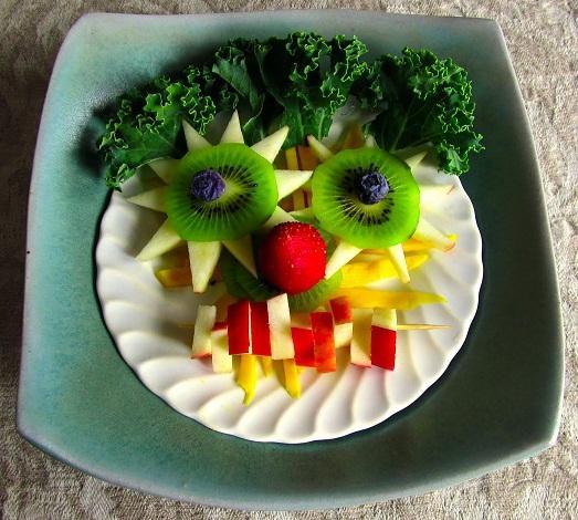 Салаты на день рождения из овощей с фото