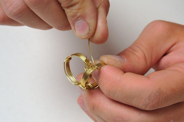 Властелин колец, или Как создать перстень из одного цельного куска проволоки, фото № 29