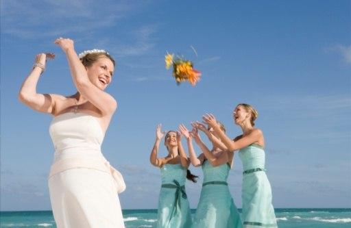 букет невесты, букет-дублер