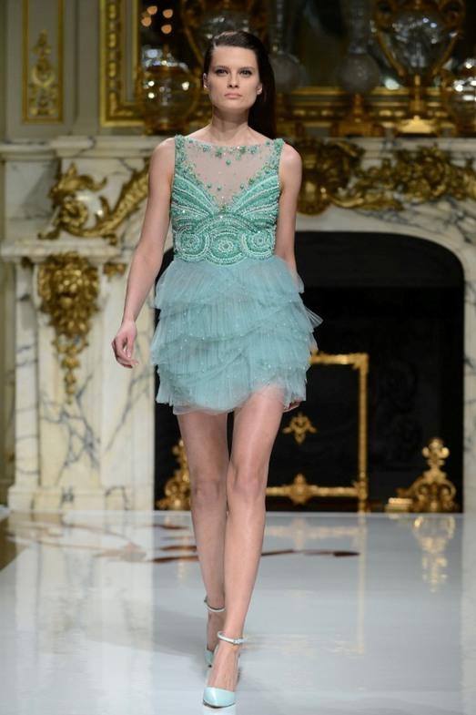 Charlotte Licha Haute Couture весна-лето 2014, фото № 5
