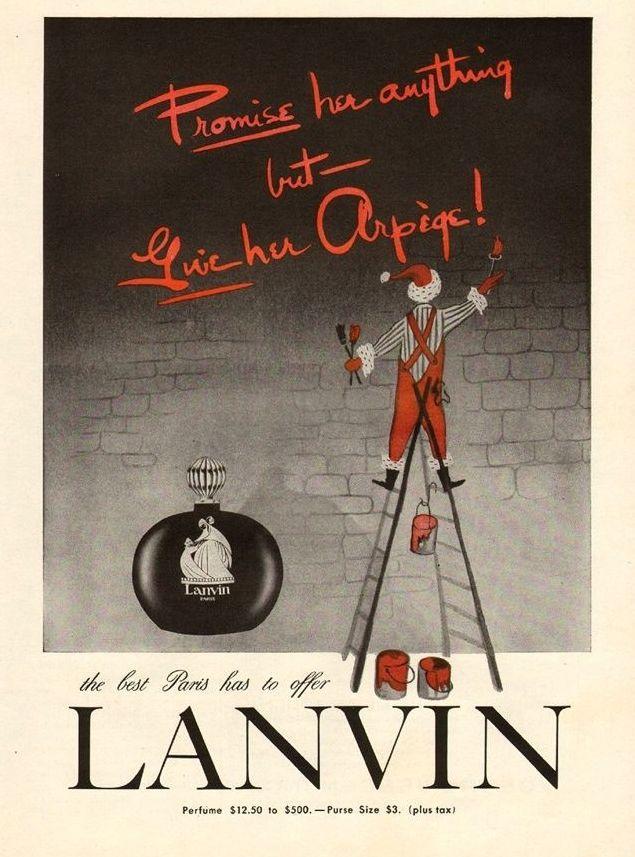 Новогодняя реклама Vintage/1951 -1956 включительно, фото № 53