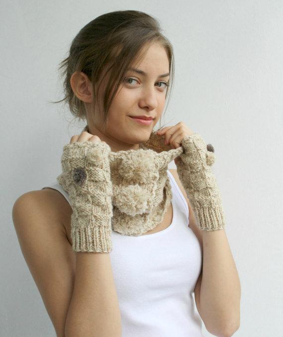 шарф для девушки