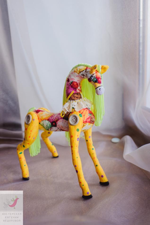 аукцион с нуля, лошадка сказка