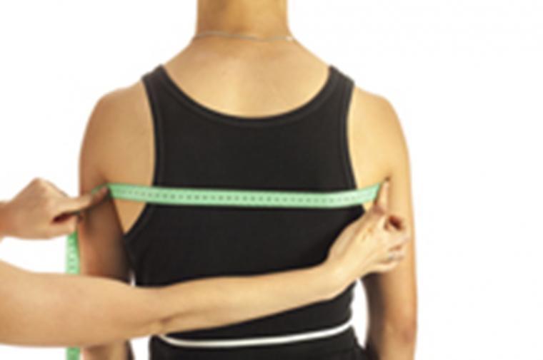 длина плеча
