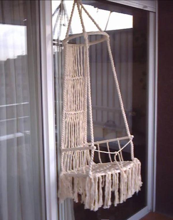 室内装饰技术的流苏花边(绳编)创意(二) - maomao - 我随心动