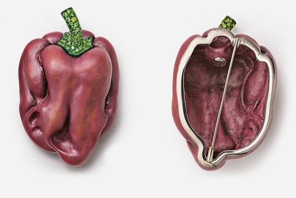 ювелирные овощи