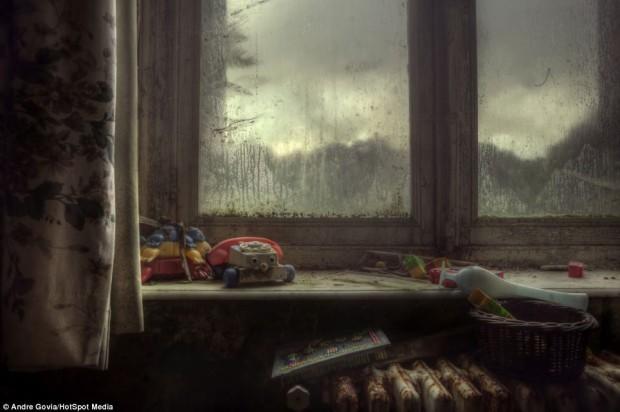 Заброшенная роскошь в бельгийском особняке, фото № 5