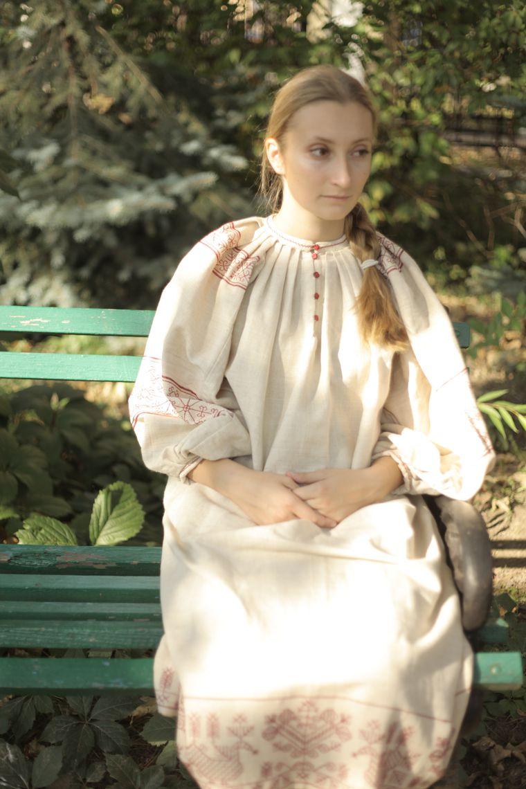 русский стиль, одежда для женщин, народный костюм