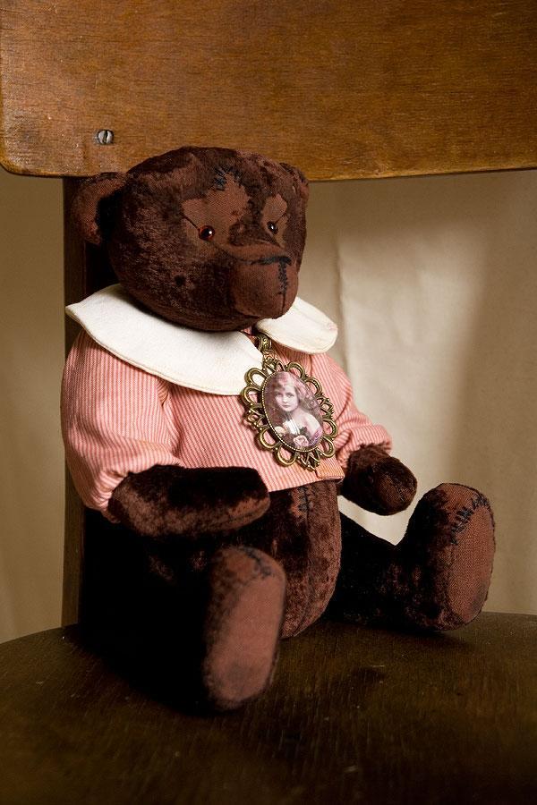ретро, коллекционные медведи