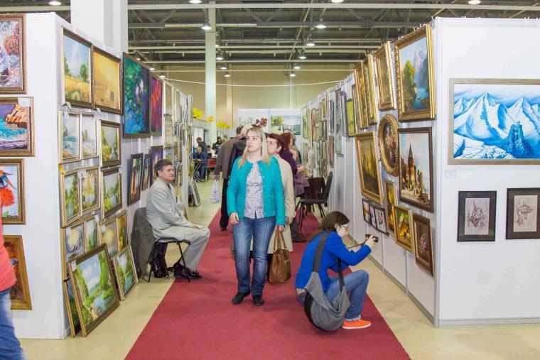 арт-ростов, выставка апрель