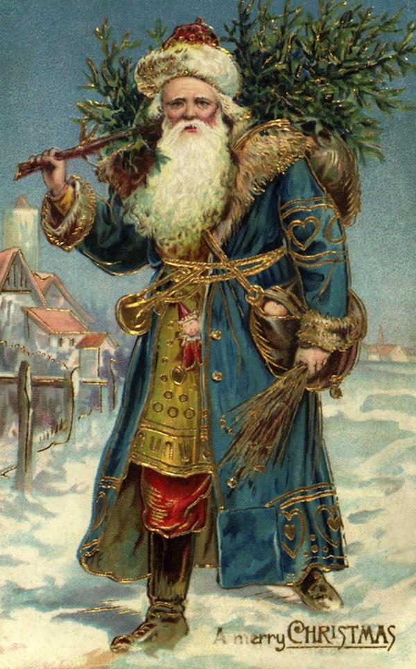 Года ребенку, старинный открытки новогодние