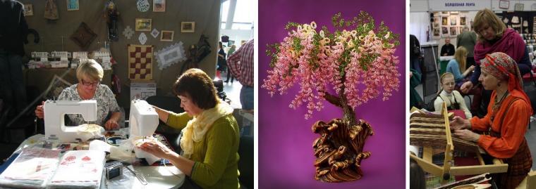 Выставка вышивки и бисера в москве