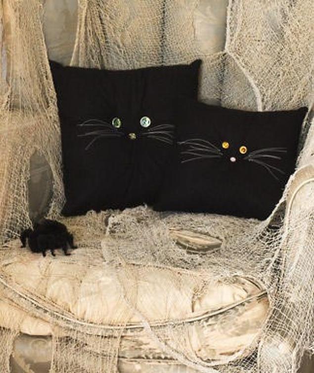 Декор подушка своими руками