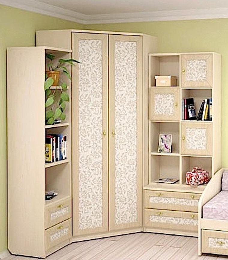 Угловой шкаф в детскую, как подразделяются, основные требова.