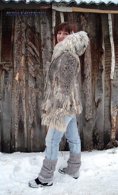 жакет, шубка, меховое пальто