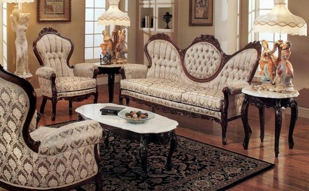 мебель викторианского стиля фото 21172