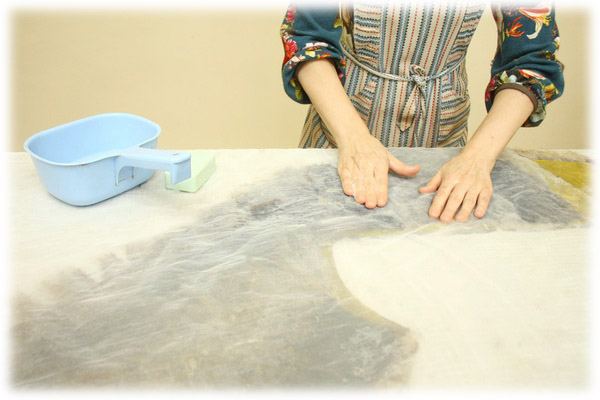 From Simple to Complex: Felting a Jacket with a Yoke, фото № 19