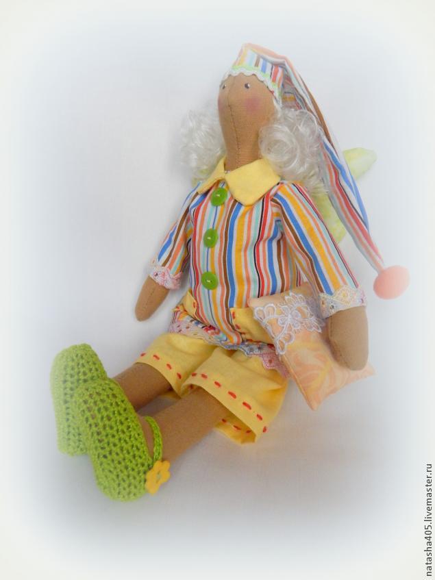 Кукла быстро и просто