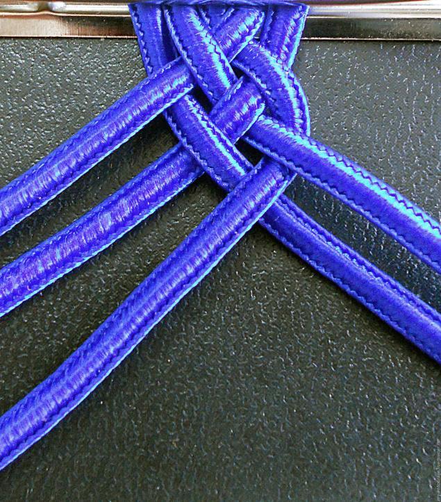 Плетение шнура своими руками