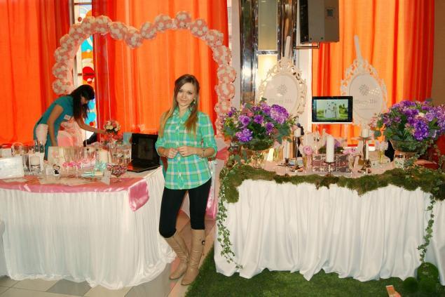 свадьба, выставка