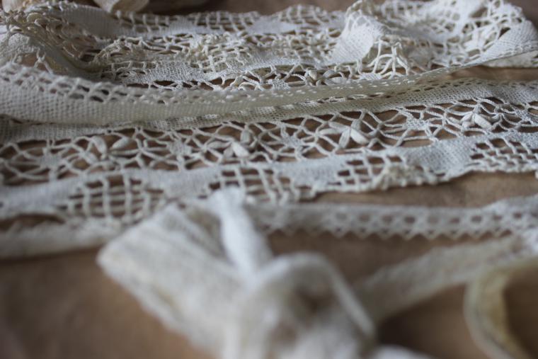 винтажный текстиль, кот и лиса