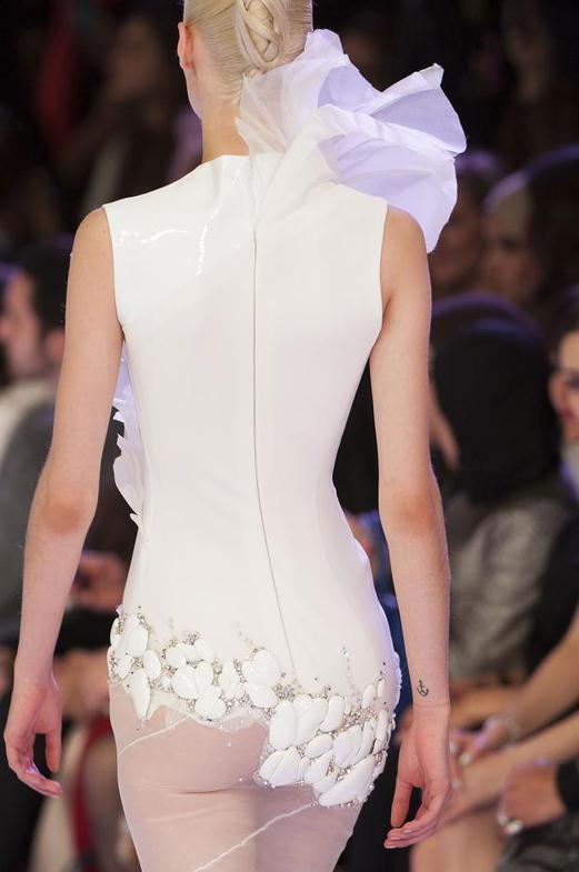 Stephane Rolland Haute Couture весна-лето 2014, фото № 91