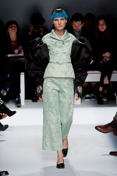 Schiaparelli Haute Couture весна-лето 2014, фото № 10