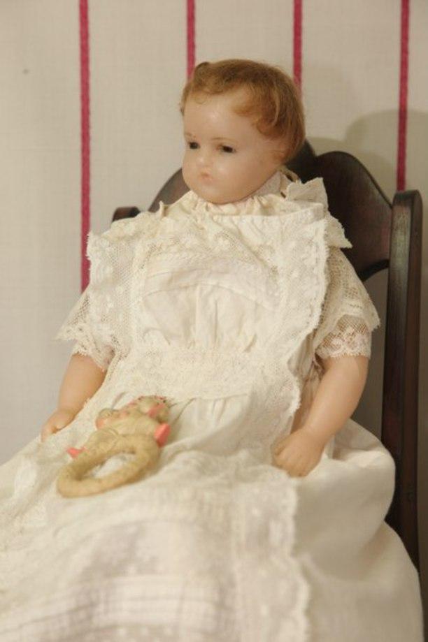 уникальная кукла